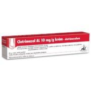 CLOTRIMAZOL AL 1% 0,01G/G krém 50G