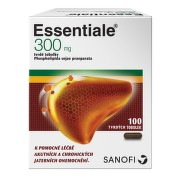 ESSENTIALE FORTE N 300MG tvrdé tobolky 100