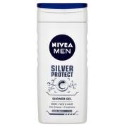 NIVEA Sprchový gel muži SILVER PROTECT 250ml 80816