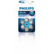 Baterie do naslouchadel PHILIPS ZA675B6A/10 6ks