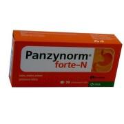 PANZYNORM FORTE-N 20000U enterosolventní tableta 30