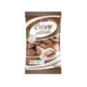 Křehké peřinky s čokoládovou přích.bezlepkové 150g
