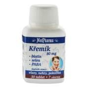 MedPharma Křemík 30mg+Biotin+PABA tbl.37