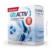 GelActiv 3-Collagen Forte cps.60 CZE+SLO