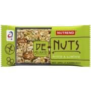 NUTREND DeNuts Ořechová tyčinka pistácie+slun.35g