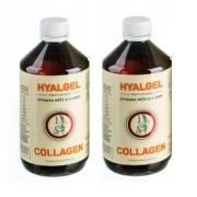 Hyalgel COLLAGEN 2 x 500 ml