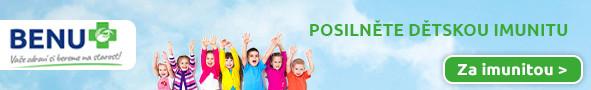 posilněte dětskou imunitu