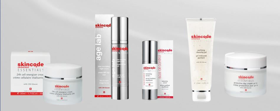 Skincode kosmetika