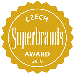 Czech Superbrands Award 2016