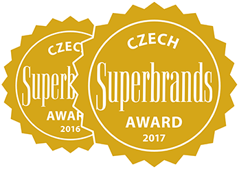 Czech Superbrands Award 2017
