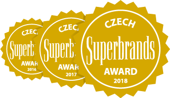 Czech Superbrands Award 2018