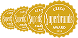 Czech Superbrands Award 2019