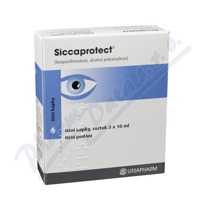 SICCAPROTECT 30MG/ML+14MG/ML OPH GTT SOL 3X10ML