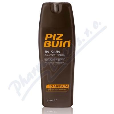 PIZ BUIN SPF15 In Sun Ultra Light Spray 200ml