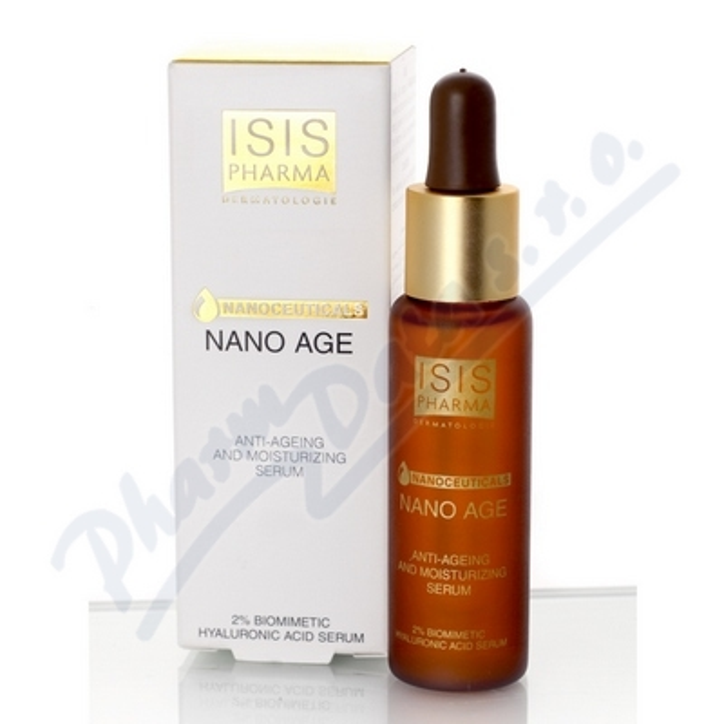 ISIS NANO AGE sérum 28 ml