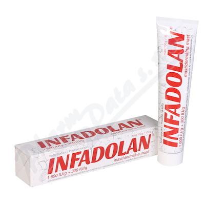 INFADOLAN kožní podání mast 1X100GM II