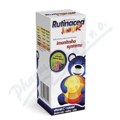 Rutinacea Junior sirup 100ml