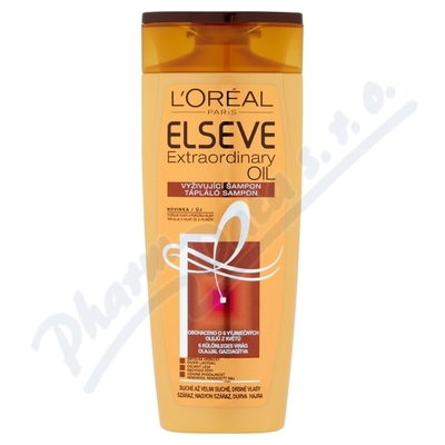 LOREAL Elseve šamp.EXTRAORDINARY OIL CREAMY 250ml