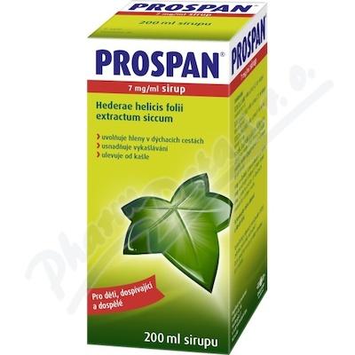 PROSPAN sirup 200ML