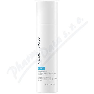 NEOSTRATA CLARIFY Sheer Hydration SPF40 50ml