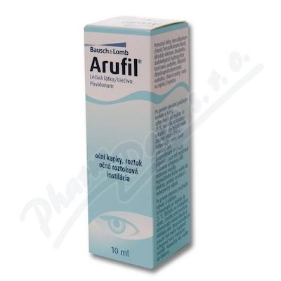 ARUFIL 20MG/ML OPH GTT SOL 1X10ML II