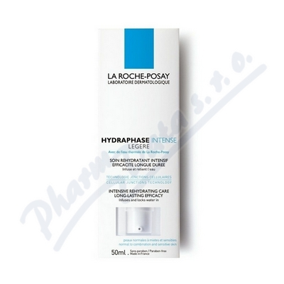 LA ROCHE-POSAY Hydraphase Legere R10 50ml