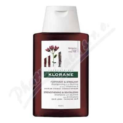 KLORANE Šampon chinin-vypadávání vlasů 100ml