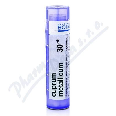 CUPRUM METALLICUM 3CH-30CH granule 1X4G
