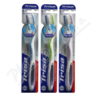 Zubní kartáček Trisa Pro Sensitive Ultra Soft