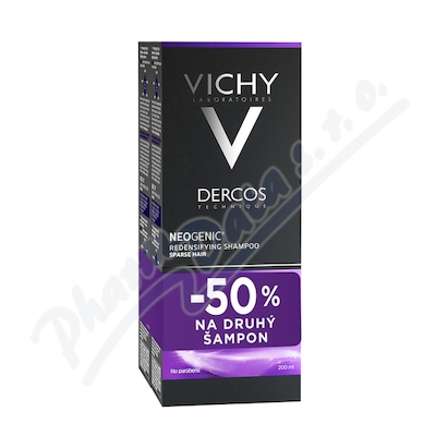 VICHY Dercos NEOGENIC DUO 2x200ml
