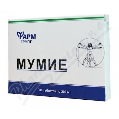 Mumio Altajské tbl.30