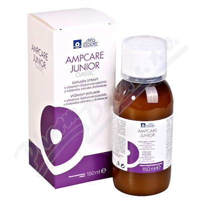 AMPcare JUNIOR Classic 150ml