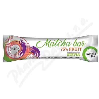 Matcha bar 40g