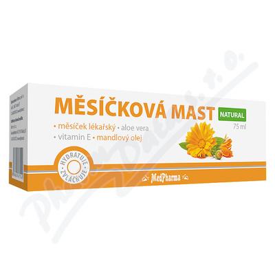 MedPharma Měsíčková mast NATURAL 75ml
