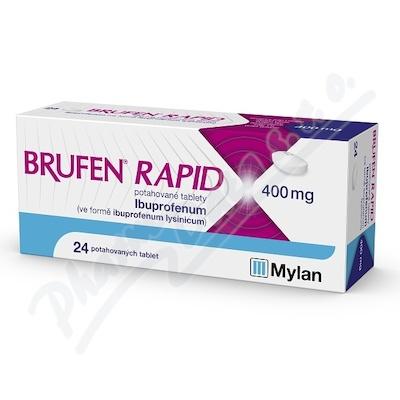 BRUFEN RAPID 400MG potahované tablety 24 I