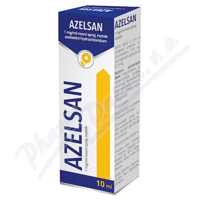 AZELSAN 1MG/ML NAS SPR SOL 1X10ML