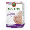 Mollers Mama Omega3 cps.28 +vitam.a miner.tbl.28