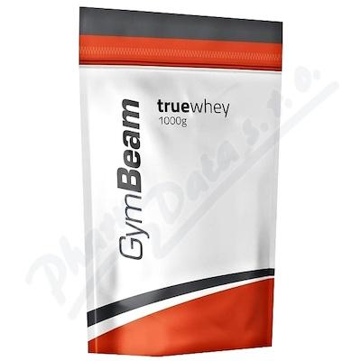 GymBeam True Whey protein banana 1000g