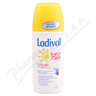 LADIVAL CITL OF50 SPR 150ml