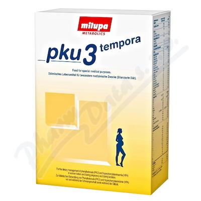 MILUPA PKU 3 - TEMPORA perorální SOL 10X45G