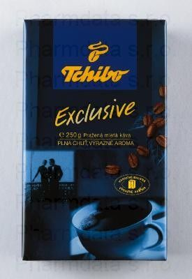 Tchibo Exclusive 250g káva