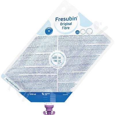 FRESUBIN ORIGINAL FIBRE perorální SOL 8X1000ML