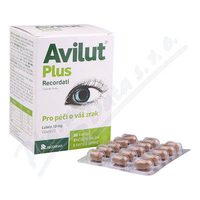 Avilut Plus Recordati cps.90