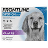Frontline Spot On Dog 20-40kg pipeta 3x2.68ml
