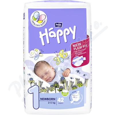 Happy New Born dětské pleny 42ks