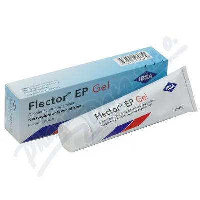 FLECTOR EP GEL kožní podání gely 1X60GM