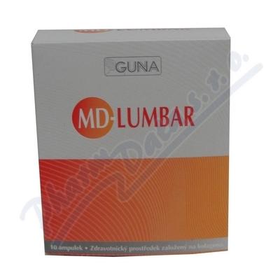 MD-LUMBAR ampulky 10x2ml