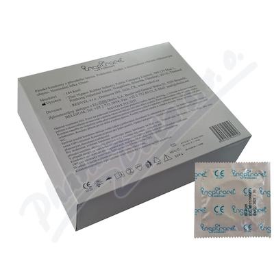 Kondomy INSPIRACE vlhké ve fólii volně bal.144ks