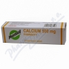 CALCIUM 500 MG PHARMAVIT 500MG šumivá tableta 20
