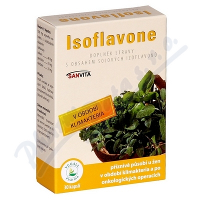 Isoflavone cps.30